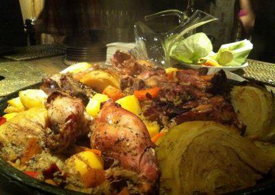 Čia – nuo gaminimo iki gurmaniško mėgavimosi geru maistu